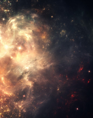 "nebula - ""star cluster"" - face & form multiple 2"