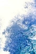 energetic face multiple water wave light flip