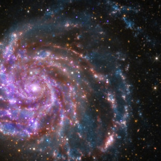 Ursa [huge] galaxy face multiple