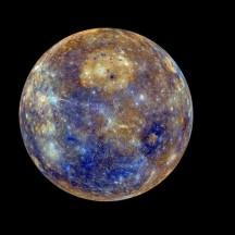 """Mercury egg hexagonal & """"gravitized"""" round"""