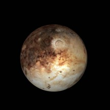 "Pluto egg hexagonal & ""gravitized"" round"