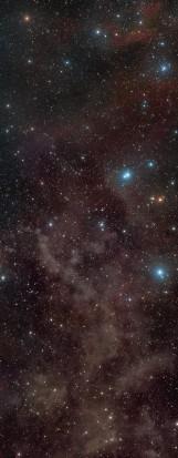 "Orion ""star group"" face & form multiple wave flip"
