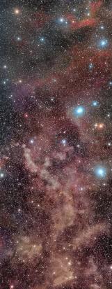 """Orion """"star group"""" face & form multiple wave light flip"""