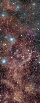 "Orion ""star group"" face & form multiple wave light"