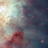Orion nebula face & form multiple