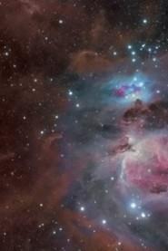 "Orion ""star group"" bear face wave"