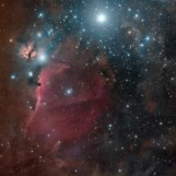 "Orion ""star group"" face multiple & little cat face wave"