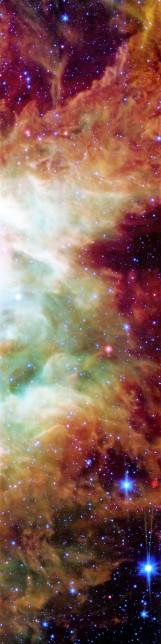 "Monoceros ""star group"" face & form multiple light"
