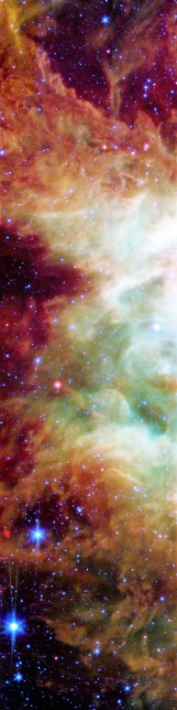 "Monoceros ""star group"" face & form multiple light flip"