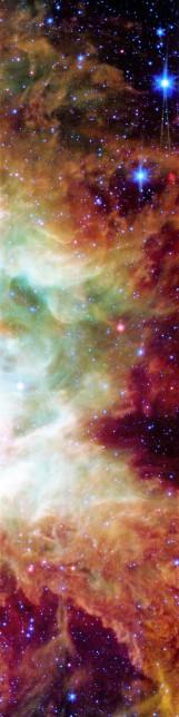 "Monoceros ""star group"" face & form multiple light flip & rotate"